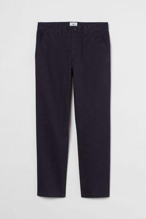 H&M Chino en coton Regular Fit