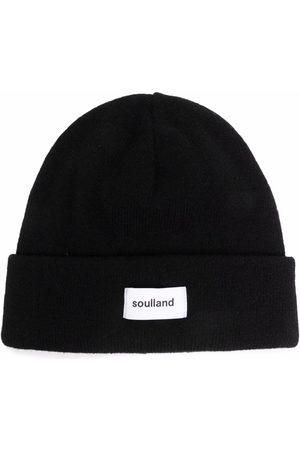 Soulland Bonnets - Bonnet Villy à patch logo