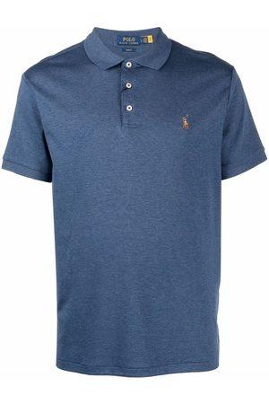 Polo Ralph Lauren Embroidered-logo short-sleeved polo shirt