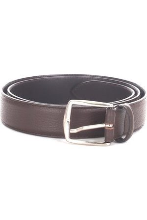 Andrea D'amico Acub061 497 Belt Brun, Homme, Taille: 85 cm