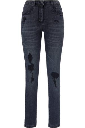 Marc Aurel Femme Coupe droite - Le jean coupe 5 poches à