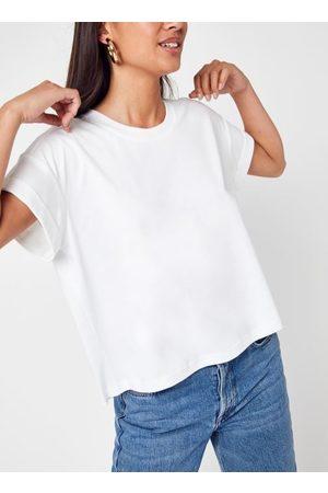 Knowledge Cotton Apparel Loose Roll Up T-shirt - GOTS/Vegan par