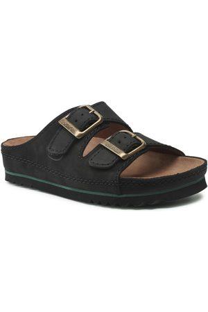Scholl Mules / sandales de bain - F21531 Air Bag Med 1004 Black 1