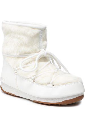 Moon Boot Bottes de neige - Monaco Low Fur Wp 2 24009700003 Optical White