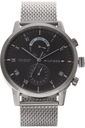 Tommy Hilfiger Homme Montres - Montre - 1710402 Silver/Silver