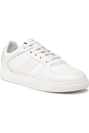 Emporio Armani Sneakers - X3X136 XN037 Q503 Warm White/Warm W.