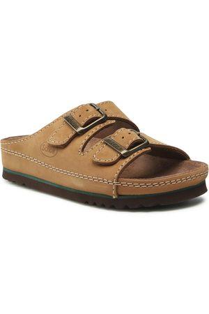 Scholl Mules / sandales de bain - F21531 Air Bag Med 1016 Brown 1