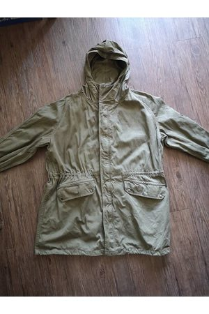 AnciennementModern Manteaux longs - Militaria French Army M64 Satin 300 Parka Vintage Classic Used