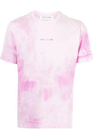 1017 ALYX 9SM T-shirt à imprimé tie dye