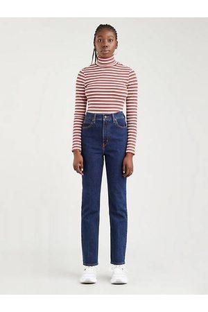 Levi's Jean droit taille haute 70's / Sonoma Stonewash