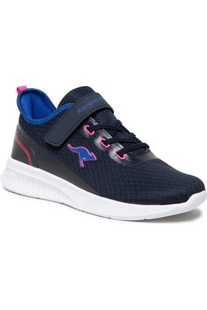 KangaROOS Chaussures - Kl-Stick Ev 18763 000 4204 Dk Navy/Daisy Pink