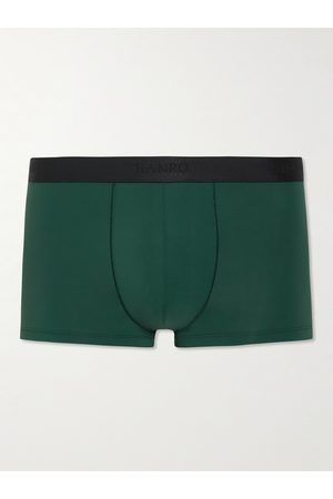 Hanro Homme Boxers - Stretch-Jersey Boxer Briefs