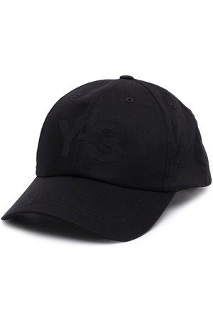 Y-3 Homme Bonnets - Logo-print baseball cap