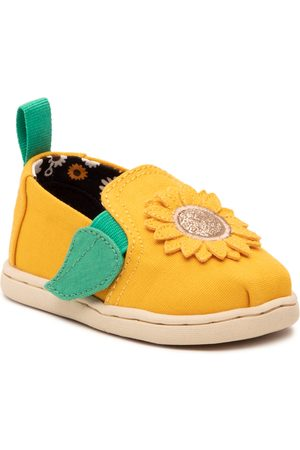 Toms Chaussures basses - Alpargata Twin Gore 10016445 Marigold