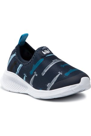 BIBI Sneakers - Fly Baby 1136110 Naval/Print/Submarine