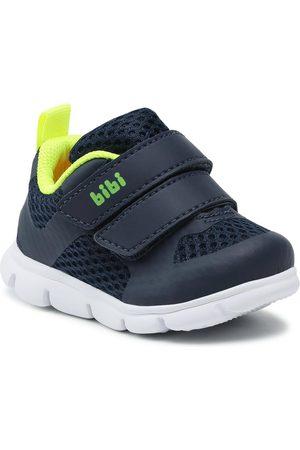 BIBI Sneakers - Energy Baby New II 1107083 Naval/Yellow Fluor