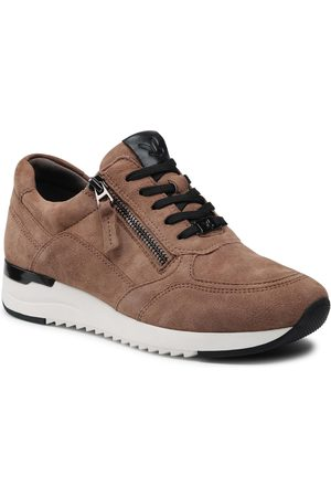 Caprice Sneakers - 9-23706-27 Taupe Suede 343