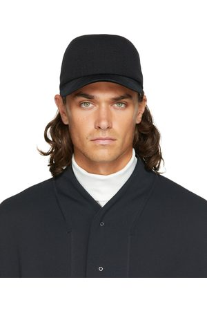 CFCL Homme Casquettes - Casquette noire en filet de maille
