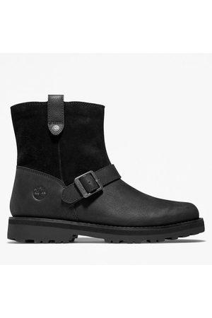 Timberland Fille Chaussures de randonnée - Botte D'hiver Courma Kid Zippée Pour Junior En Enfant