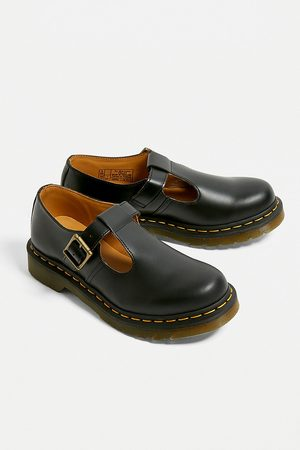 Dr. Martens Chaussures babies Polley noires