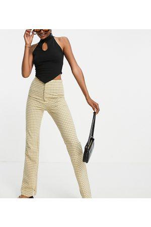 ASOS Tall ASOS DESIGN Tall - Pantalon casual à carreaux