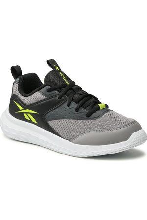 Reebok Chaussures - Rush Runner 4.0 H67778 Pugry5/Black/Aciyel