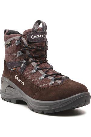 Aku Femme Chaussures - Chaussures de trekking - 345 Cimon Gtx GORE-TEX Brown 050