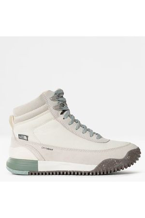 The North Face Chaussures Montantes En Textile Back-to-berkeley Iii Pour Femme Gardenia White/silverblue Taille 37