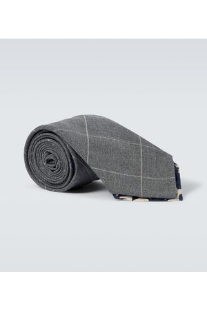 BRAM Cravate Corniglia en laine