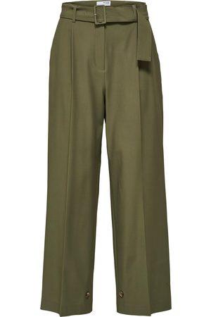 SELECTED Femme Pantalons - Pantalon à pince 'Ana