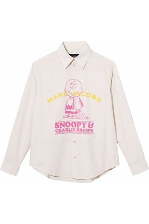 Marc Jacobs Femme Chemisiers - X Peanuts chemise à boutonnière