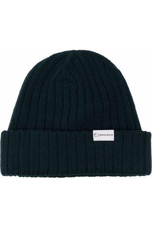 Woolrich Homme Bonnets - Bonnet nervuré en laine mérinos