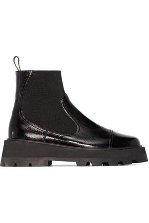 Jimmy Choo Femme Bottines - Clayton chunky sole Chelsea boots