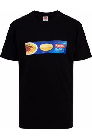Supreme T-shirt Spaghetti à manches courtes