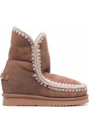 Mou Shearling-lined sheepskin boots