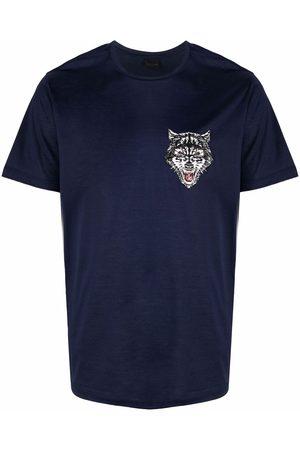 BILLIONAIRE Wolf-print T-shirt