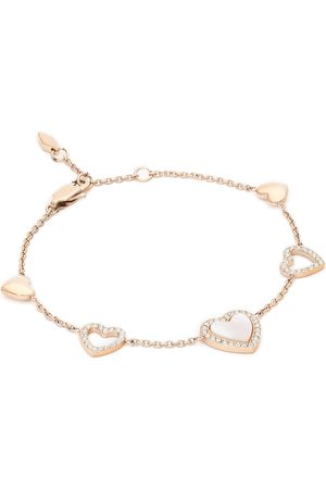 Fossil Bracelet - Hearts To You JF03458791 Gold