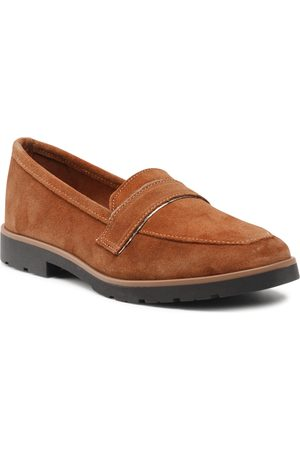 Marco Tozzi Loafers - 2-24600-27 Chestnut Comb 375
