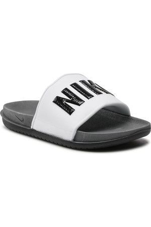 Nike Homme Mules & Sabots - Mules / sandales de bain - Offcourt Slide BQ4639 001 Dark Grey/Black/White