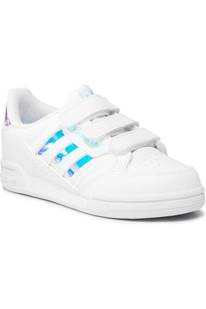 adidas Chaussures - Continental 80 Stripes GZ3257 Ftwwht/Ftwwht/Pulaqu