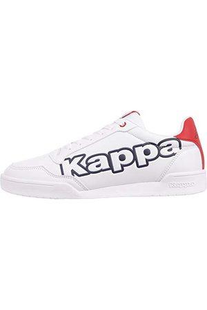 Kappa Yarrow Unisex, Chaussure de Course sur Route Mixte, 1067 White Navy, 42 EU