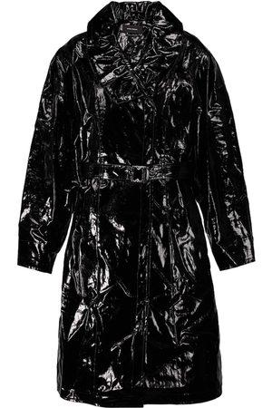 Isabel Marant Trench-coat Epanima en vinyle