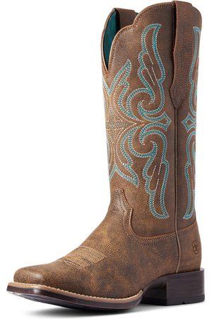 Ariat Women's Primera StretchFit Western Boots in Vintage Bomber