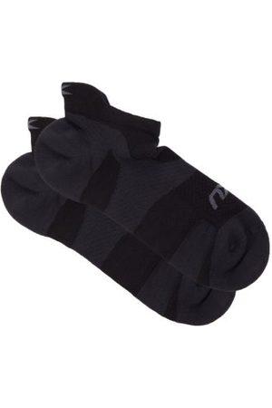 2XU Homme Chaussettes & Bas - Socquettes en jersey technique Vectr Light Cushion