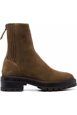 Aquazzura Femme Bottines - Saint Honoré combat boots