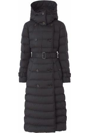 Burberry Femme Vestes - Doudoune à capuche détachable