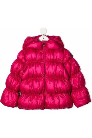 Il gufo Fille Doudounes - Hooded padded jacket