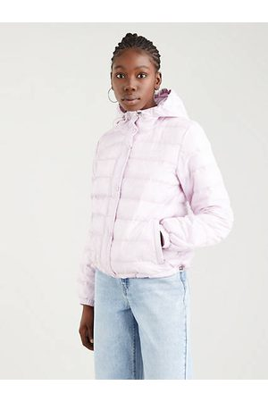 Levi's Edie Packable Jacket / Winsome Orchid