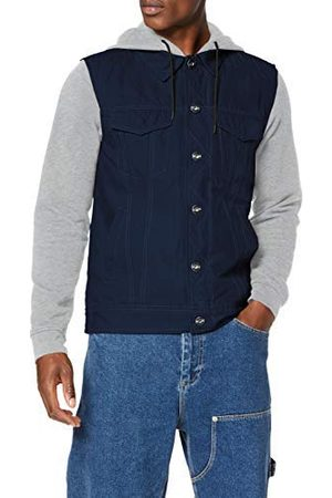 Hurley M Timber Trucker JACKET Blousons Homme Obsidian FR: M (Taille Fabricant: M)