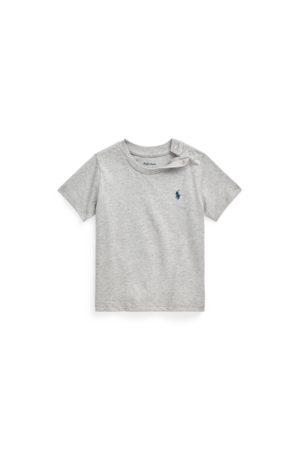 Ralph Lauren T-shirt col rond jersey de coton